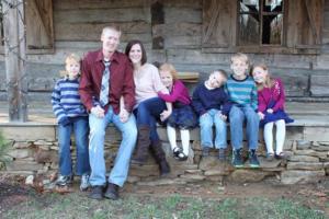 Pastor Paul Horn & Family